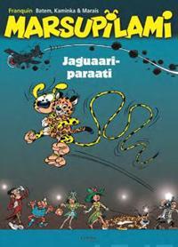 Marsupilami - Jaguaariparaati