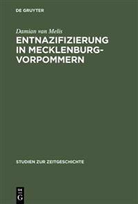 Entnazifizierung in Mecklenburg-Vorpommern