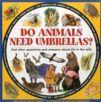 Do Animals Need Umbrellas?