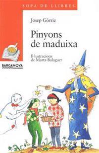 Gòrriz, J: Pinyons de maduixa