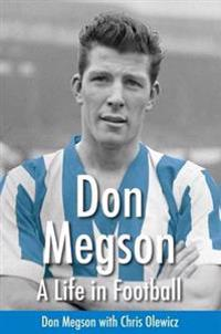 Don megson - a life in football