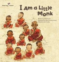 I am a little monk - thailand