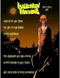 Halloween Machine July 2014
