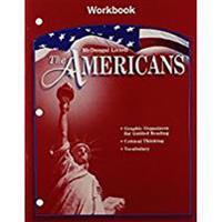 McDougal Littell the Americans: Workbook Grades 9-12