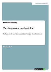 The Simpsons Versus Apple Inc.