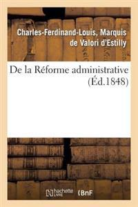 de la R�forme Administrative