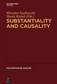 Substantiality and Causality