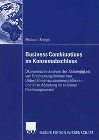 Business Combinations Im Konzernabschluss