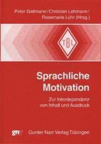 Sprachliche Motivation
