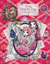 Ever After High: True Hearts Day Reusable Sticker Book