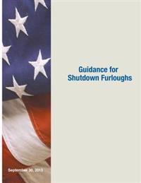 Guidance for Shutdown Furloughs