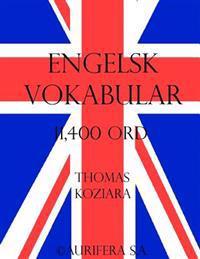 Engelsk Vokabular
