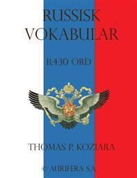 Russisk Vokabular