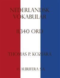 Nederlandsk Vokabular