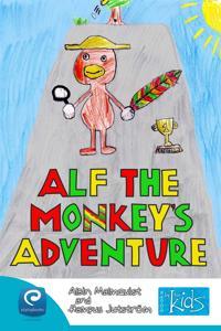 Alf the monkey's adventure