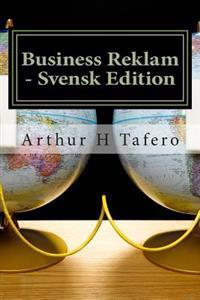 Business Reklam - Svensk Edition: Inkluderar Lektionsplaner Pa Svenska