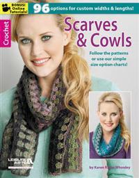 Scarves & Cowls Crochet