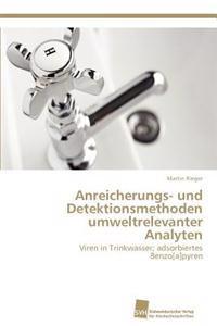 Anreicherungs- Und Detektionsmethoden Umweltrelevanter Analyten