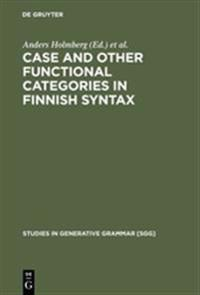 Case and Other Functional Categories in Finnish Syntax