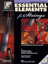 Essential Elements for Strings - Book 2 with Eei: Teacher Manual