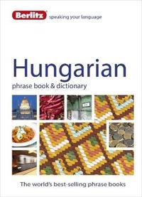 Berlitz Language: Hungarian Phrase Book & Dictionary