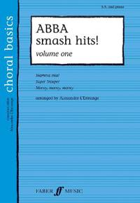 Abba Smash Hits!, Volume One: S.A and Piano