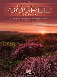 Beloved Gospel Songs: Big-Note Piano