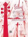 Etling String Class Method, Bk 1: Cello
