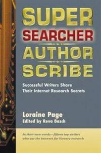 Super Searcher, Author Scribe
