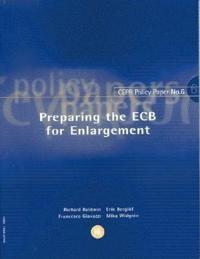 Preparing the Ecb for Enlargement