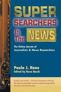 Super Searchers in the News