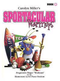 Sportacular Warmups, Book 4