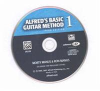 Alfred's Basic Guitar Method, Bk 1: The Most Popular Method for Learning How to Play, Enhanced CD