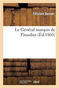 Le G�n�ral Marquis de Pimodan