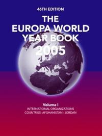 The Europa World Year Book 2005