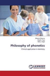 Philosophy of Phonetics