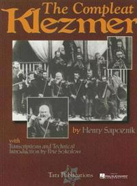 The Compleat Klezmer [With CD (Audio)]