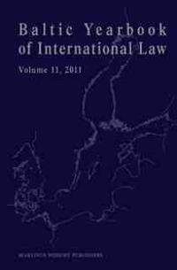 Baltic Yearbook of International Law, Volume 11 (2011)