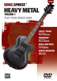 Songxpress Heavy Metal, Vol 1: DVD
