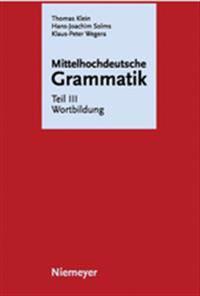 Mittelhochdeutsche Grammatik