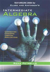 Text-Specific DVD for Clark/Anfinson S Intermediate Algebra: Concepts Through Applications