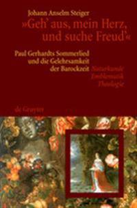 """""""geh' Aus, Mein Herz, Und Suche Freud'"""""""