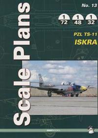Scale Plans Iskra PZL TS-11