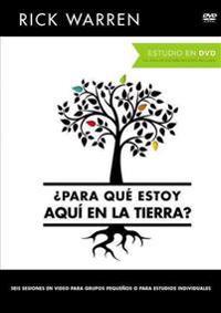 Para Que Estoy Aqui En La Tierra? Guia de Estudio DVD