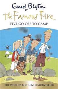 Famous five: five go off to camp - book 7