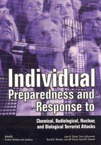 Individual Preparedness and Response to Chemical, Radiological, Nuclear, and Biological Terrorist Attacks/With Reference Card