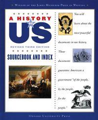 Sourcebook and Index: Documents That Shaped the American Nation (Revised)