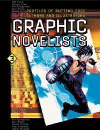UXL Graphic Novelists