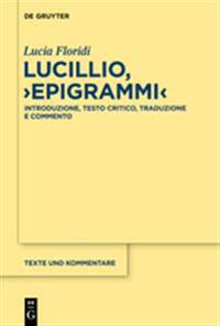 Lucillio, Epigrammi