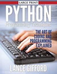 Python Programming Techniques